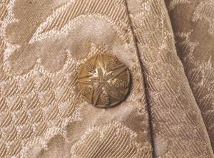 Silk button