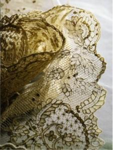 Light through lace