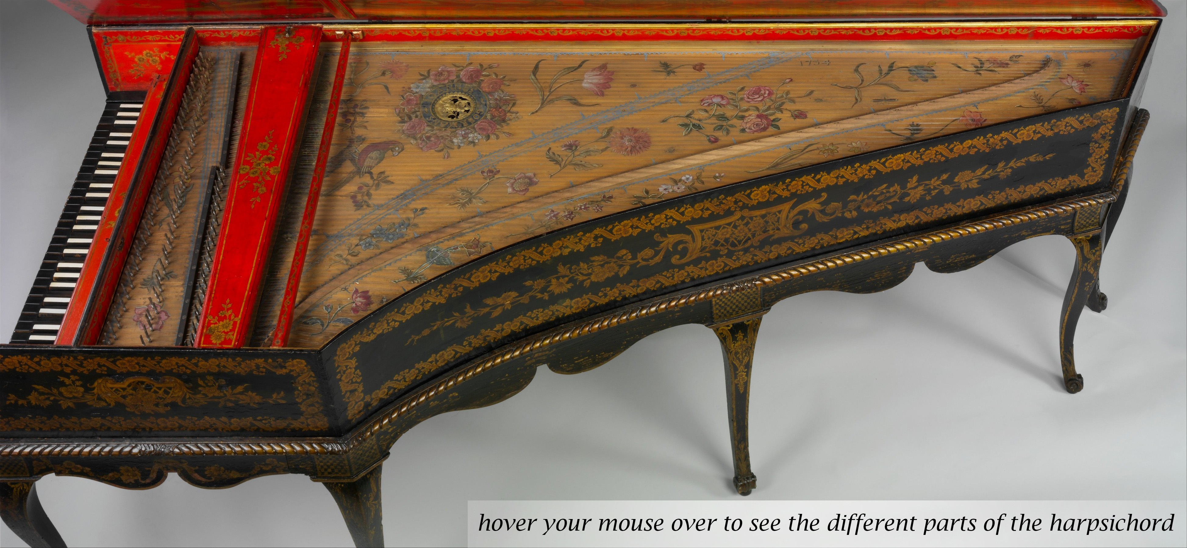 The Harpsichord Materials Amp Their Makers